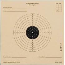 Zielscheiben 14 x 14 cm, 100 St.