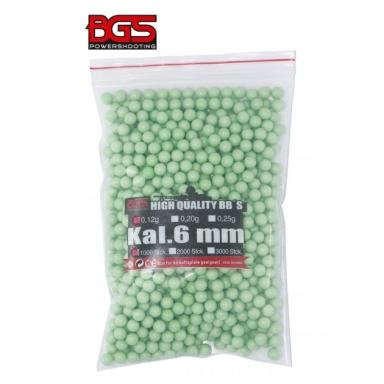 Kunststoff-Rundkugeln 6 mm 1000 St BB