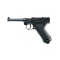 "Druckluftpistole ""Luger"" CO2 4,5 mm P08"