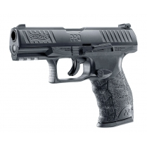 Großkaliber Druckluftpistole Walther PPQ M2 T4E CO2 Blowback