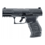 Großkaliber Druckluftpistole Walther PPQ M2 T4E cal..43 CO2 Blowback