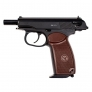 Druckluftpistole Makarov PM CO2 GBB 4,5mm ULTRA BLOWBACK