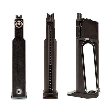 Ersatzmagazin für Druckluftpistole Makarov PM CO2 GBB 4,5mm ULTRA BLOWBACK