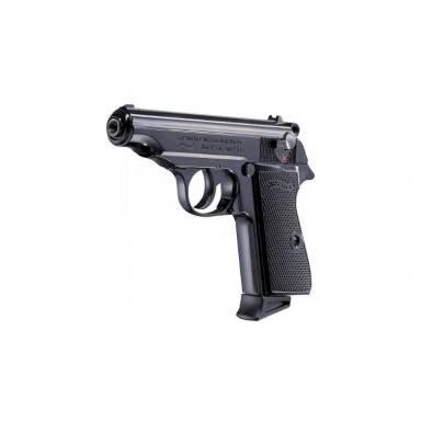 Schreckschusspistole Walther PP cal. 9 mm P.A.K. - Schwarz