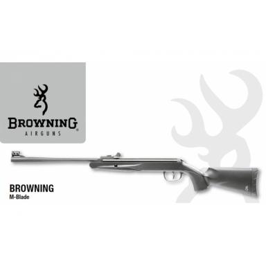 Luftgewehr Browning Luftdruck CO2 und Munition