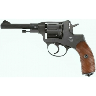 Nagant M1895 Revolver 4,5mm BB CO2