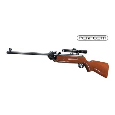 Пневматическая винтовка Perfecta с оптическим прицелом Пневматическое стрелковое оружие и боеприпасы
