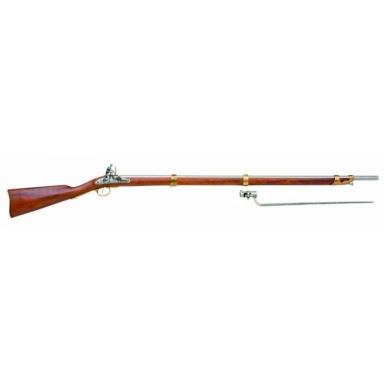 Dekowaffe Gewehr m. Bajonett 1806 Decowaffen