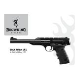 Kipplauf Druckluftpistole Browning 4,5 BB
